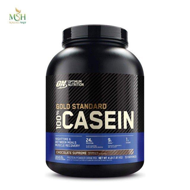 پروتئین کازئین اپتیموم | Optimum Nutrition Casein Gold Standard