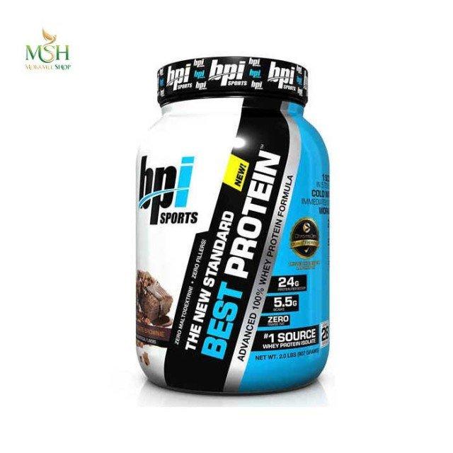 پروتئین بست بی پی آی | bpi Whey Best Protein