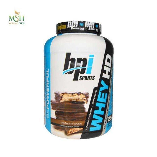 پروتئین وی - اچ دی بی پی آی | bpi Whey Hd protein