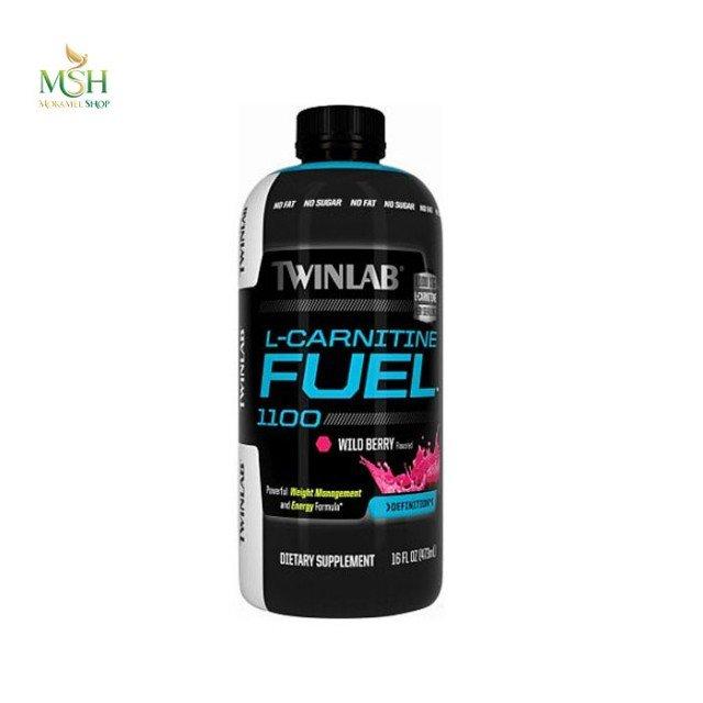 ال کارنتین فیول مایع توینلب | Twinlab L-Carnitine Fuel 1100