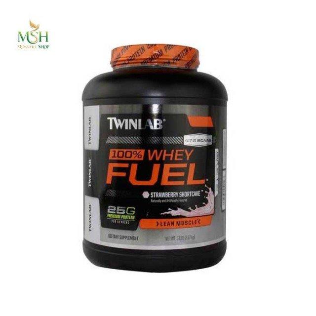 پروتئین وی توینلب   Twinlab 100% Whey Fuel Protein