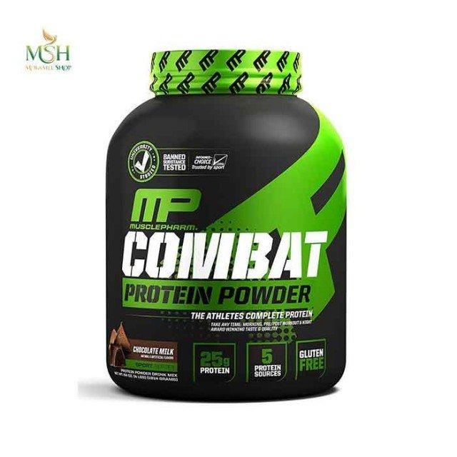 پروتئین وی کمبت ماسل فارم | Muscle Pharm Combat Protein Powder