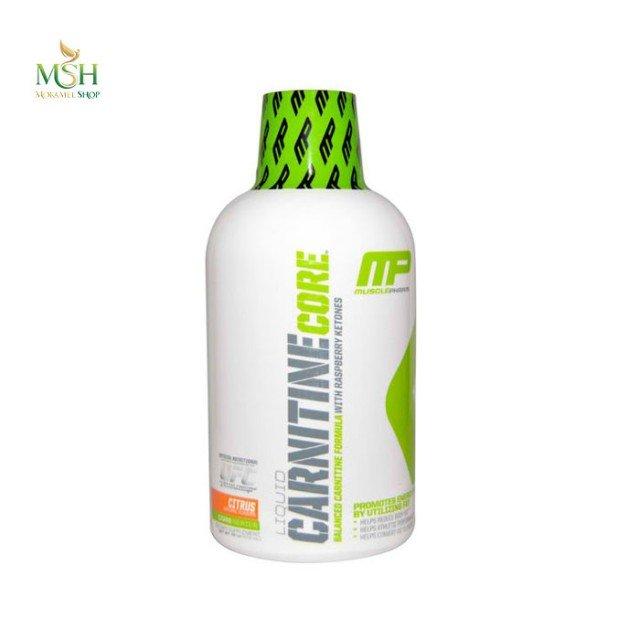 چربی سوز مایع کارنیتین کور ماسل فارم | Muscle Pharm Carnitine Core Liquid