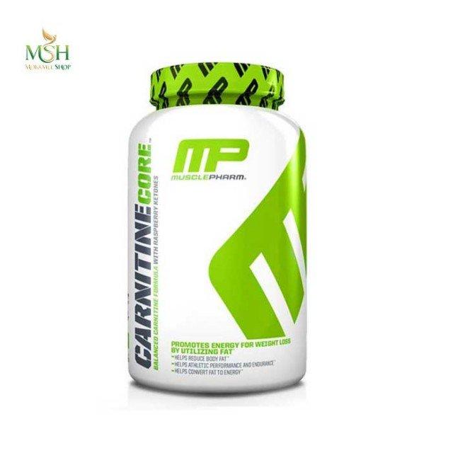 کپسول چربی سوز کارنیتین کور ماسل فارم | Muscle Pharm Carnitine Core