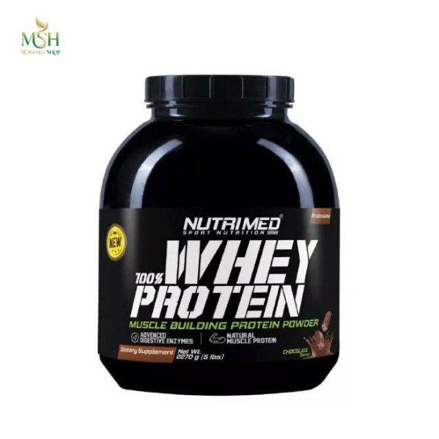 پروتئین وی ۱۰۰٪ نوتریمد | NUTRIMED 100% WHEY PROTEIN