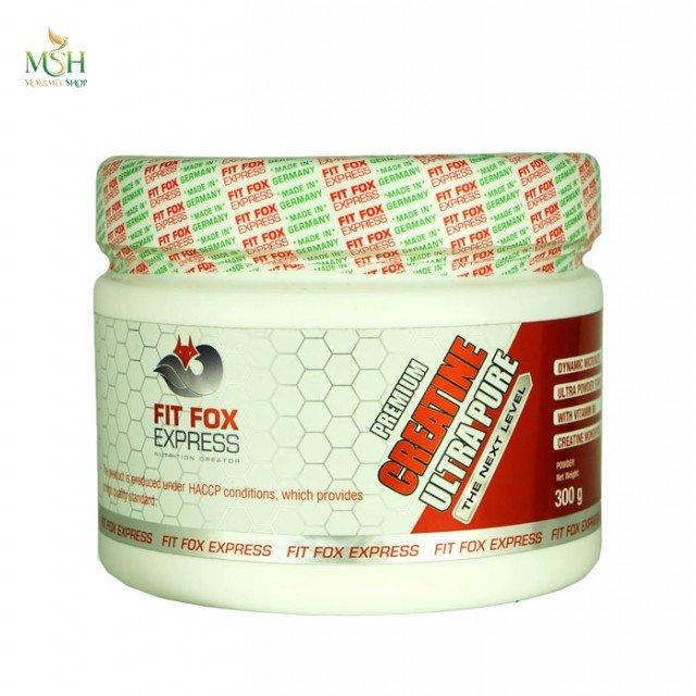 کراتین اولترا پیور فیت فاکس | Fit Fox Premium Creatine Ultra Pure