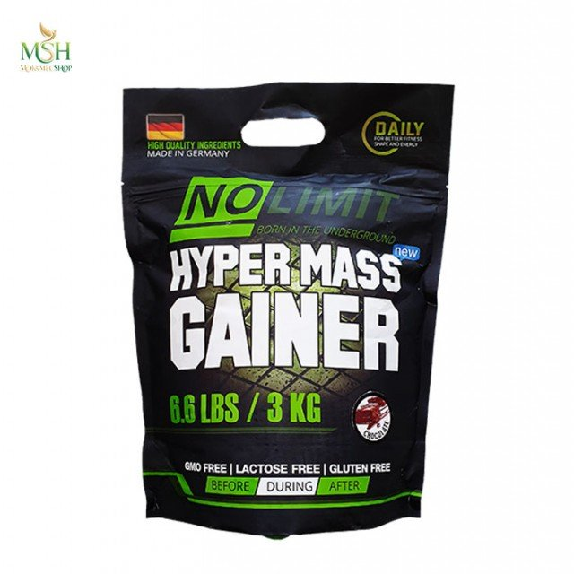 هایپر مس گینر نولیمیت | NO Limit Hyper Mass Gainer