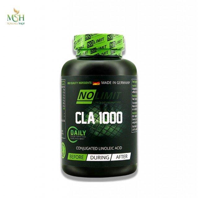 سی ال ای 1000mg نولیمیت | No limit CLA 1000
