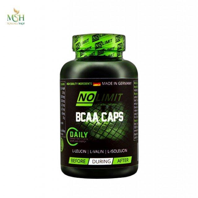 بی سی ای ای نولیمیت | No limit BCAA Caps