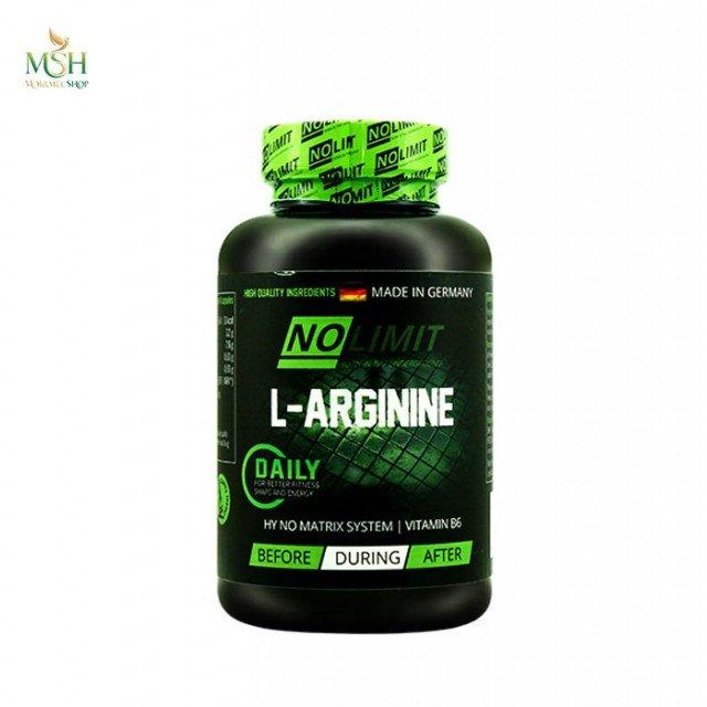 ال آرژنین نولیمیت | No limit L-Arginine