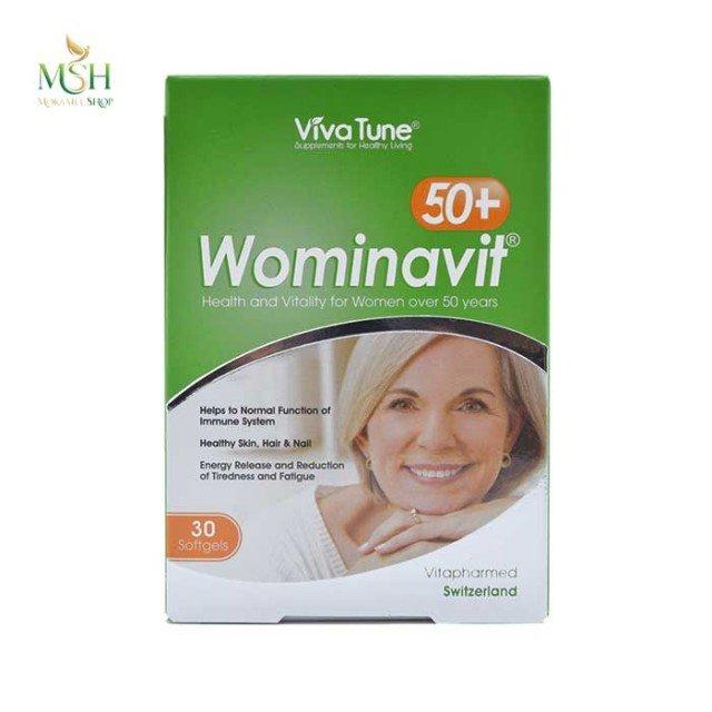 ومیناویت بالای 50 سال ویوا تون   Viva Tune Wominavit Over 50 Old