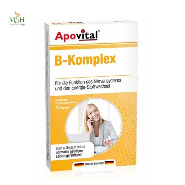 ب کمپلکس آپوویتال | Apovital B Komplex