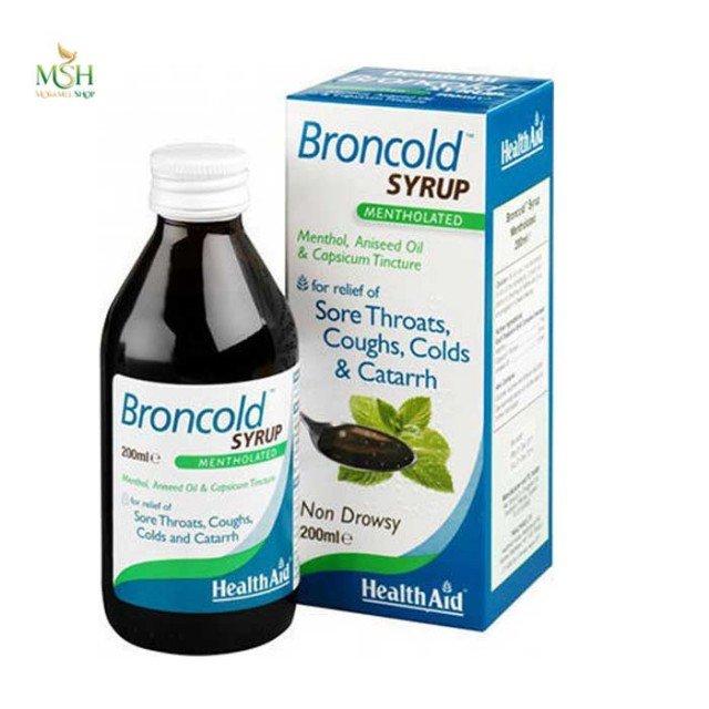 برون کلد هلث اید | Health Aid Broncold