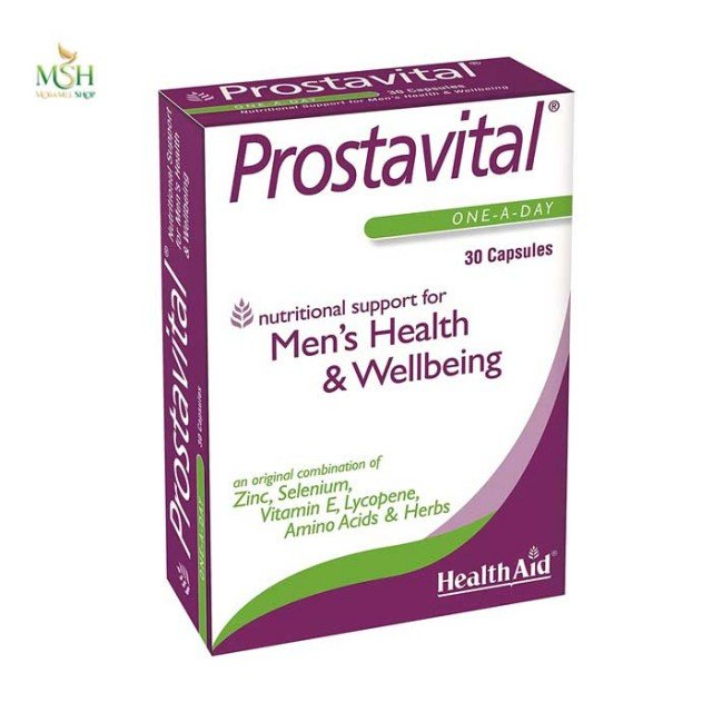 پروستاویتال هلث اید | Health Aid Prostavital
