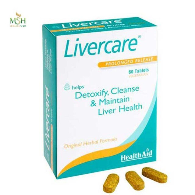 لیورکر هلث اید | Health Aid Livercare