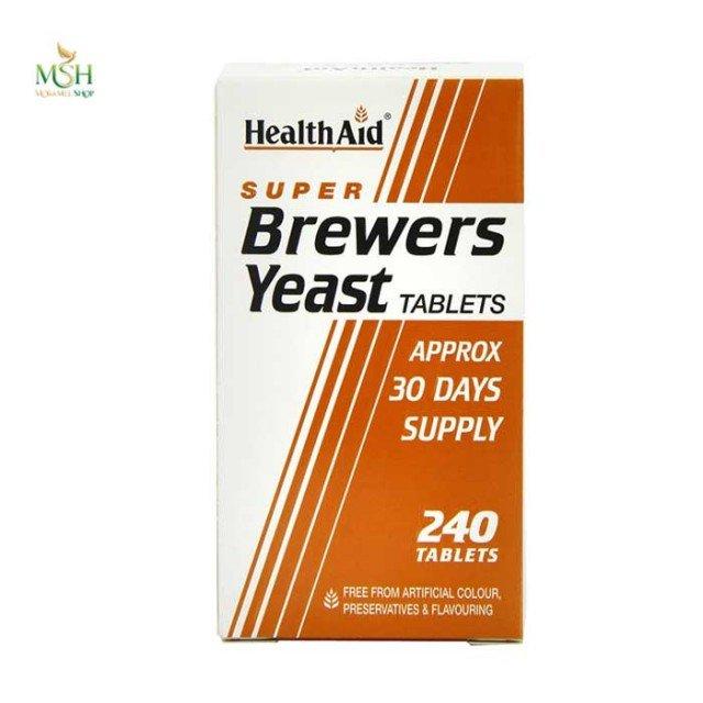 مخمر آبجو هلث اید | Health Aid Brewers Yeast