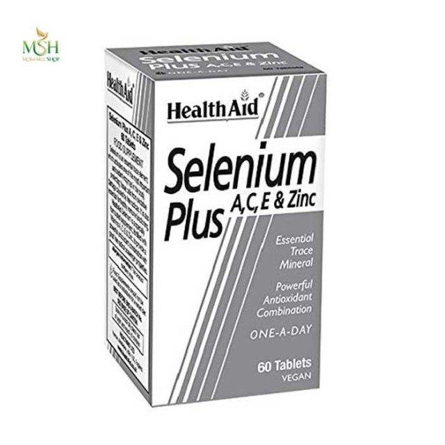سلنیوم پلاس هلث اید | Health Aid Selenium Plus