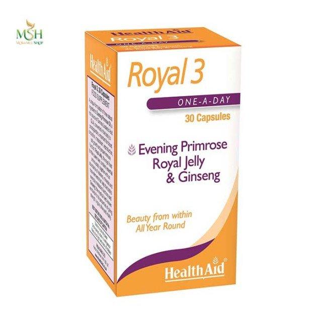 رویال 3 هلث اید | Health Royal 3