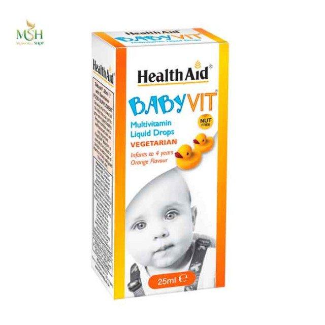 بی بی ویت هلث اید | Heaith AID Baby Vit