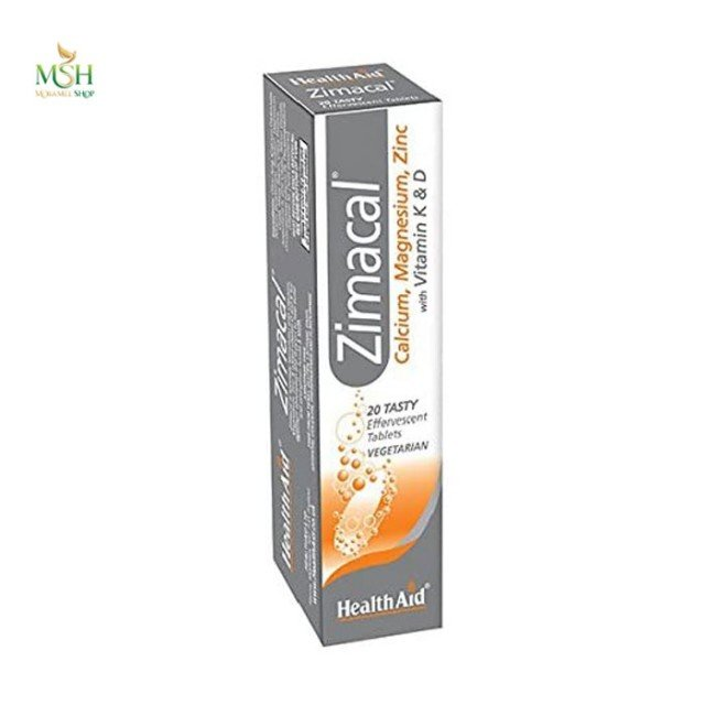 زیماکال هلث اید | Health Aid Zimacal