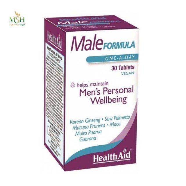 میل فرمولا هلث اید | Health Aid Male Formula