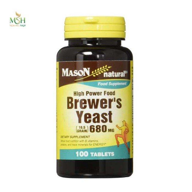 مخمر آبجو میسون نچرال | Mason Natural Brewers Yeast