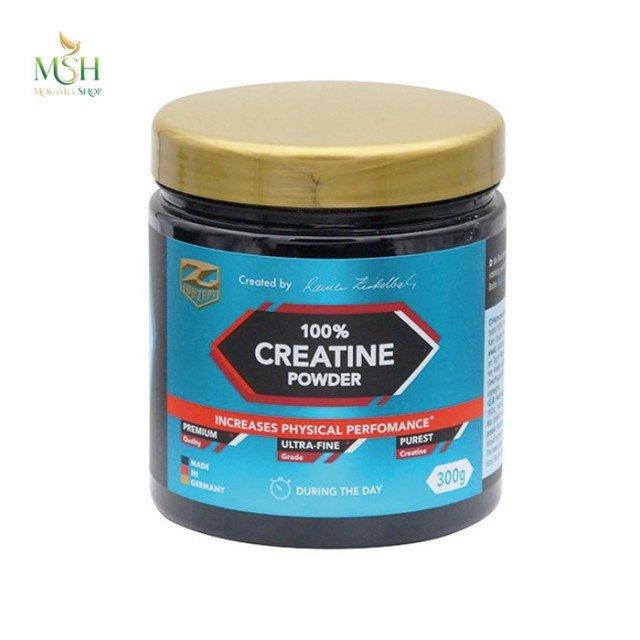 کراتین 100% زد کانزپت | Z Konzept 100% Creatine Powder