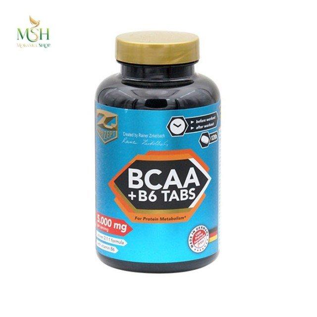 بی سی ای ای و B6 زد کانزپت | Z Konzept BCAA And B6