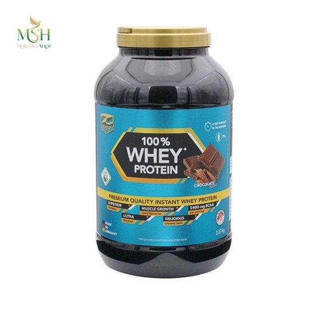 پروتئین وی 100% زد کانزپت | Z Konzept 100% Whey Protein