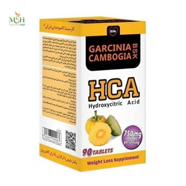 گارسینیا کامبوجیا بیاس کی | Bsk Garcinia Cambogia