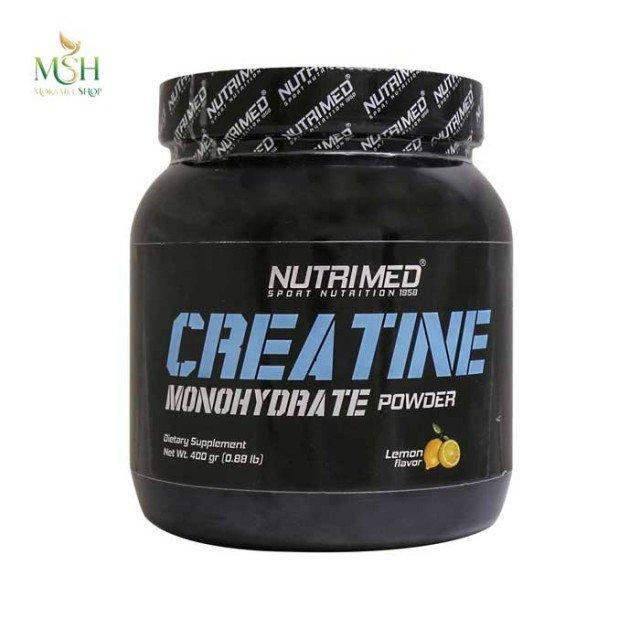 کراتین طعم دار نوتریمد | Nutrimed Creatine 400 g