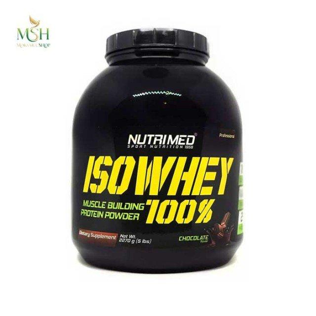 پروتئین ایزو وی ۱۰۰٪ نوتریمد | Nutrimed Iso Whey 100%