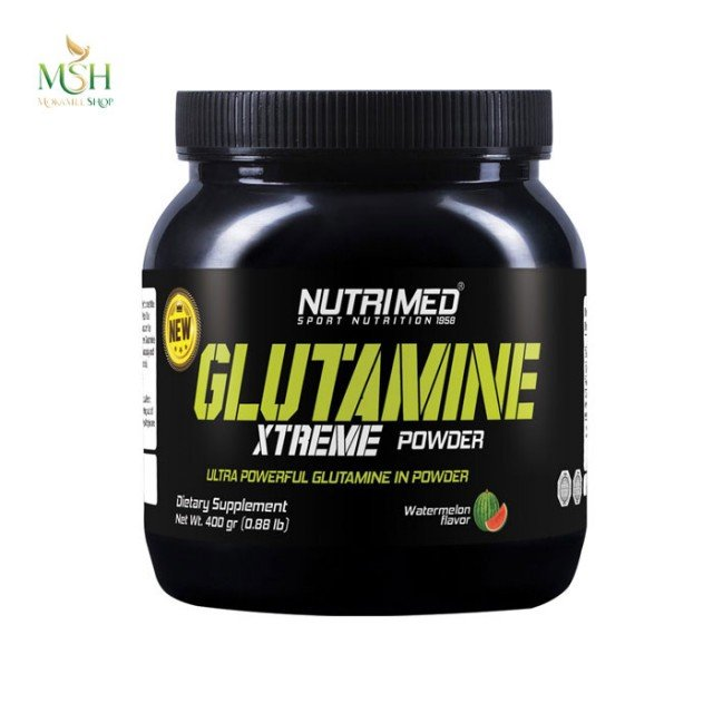 گلوتامین طعم دار نوتریمد | Nutrimed Glutamine