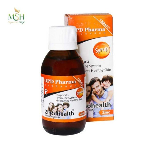 زینکو هلث او پی دی فارما | OPD Pharma Zincohealth