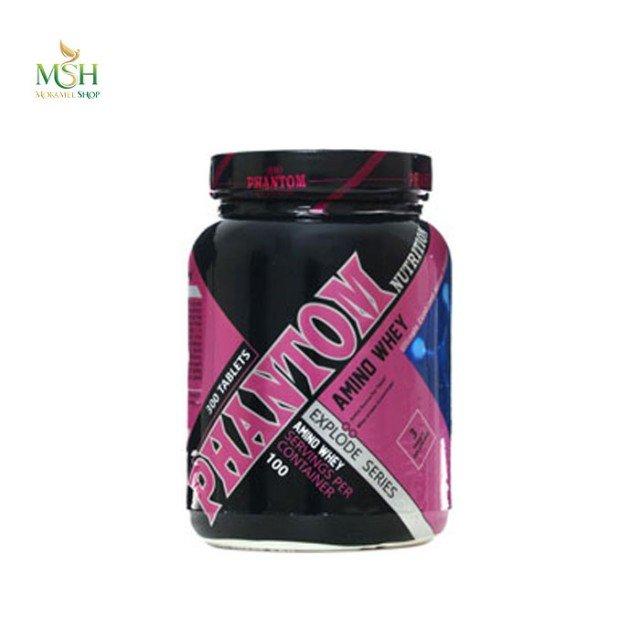 آمینو وی 1 گرمی فانتوم نوتریشن | Phantom Nutrition Amino Whey