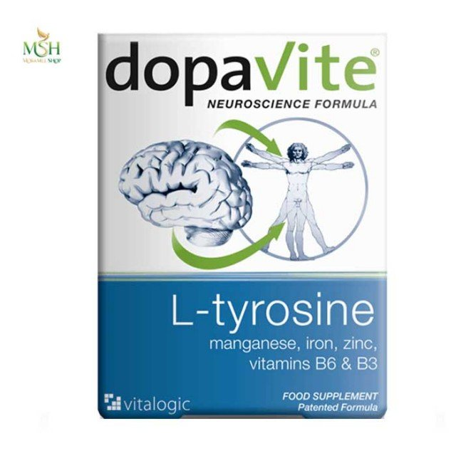 دوپاویت ویتابیوتیکس | Vitabiotics DopaVite