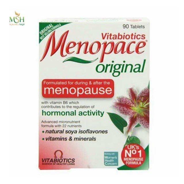 قرص منوپیس ویتابیوتیکس | Vitabiotics Menopace