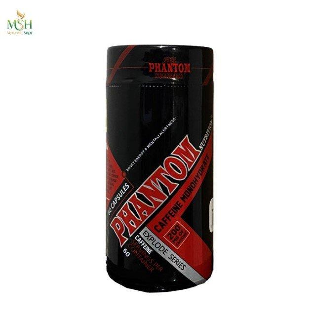 کافئین مونوهیدرات فانتوم نوتریشن | Phantom Nutrition Caffeine Monohydrate