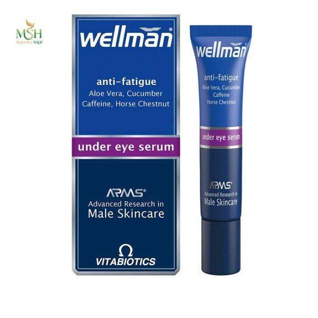 سرم دور چشم ول من ویتابیوتیکس | Vitabiotics Wellman Under Eye Serum