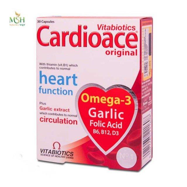 کاردیوایس ویتابیوتیکس | Vitabiotics Cardioace