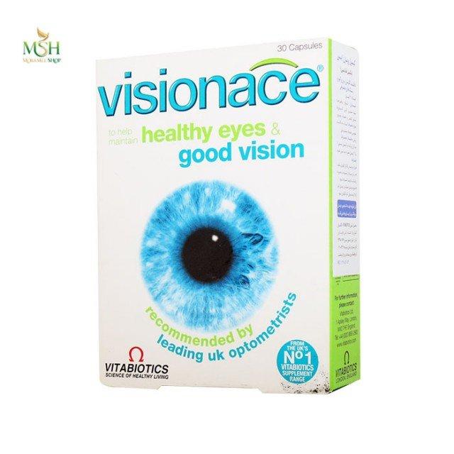 ویژن ایس ویتابیوتیکس | VitaBiotics Visionace