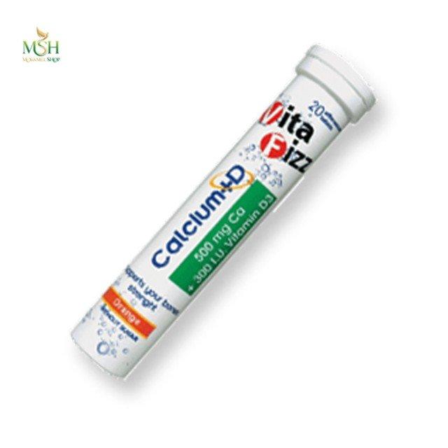 کلسیم و ویتامین دی ویتافیز | Vita Fizz Calcium and D