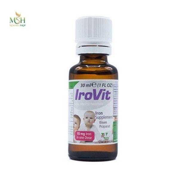 قطره آیروویت ویتان | Vitane Irovit Drop