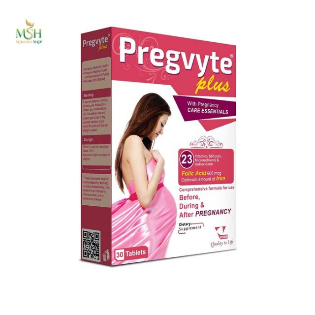 پرگویت پلاس ویتان | Vitane Pregvyte Plus