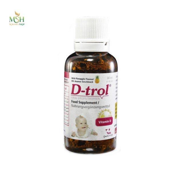 قطره دی ترول ویتان | Vitane D trol Drops