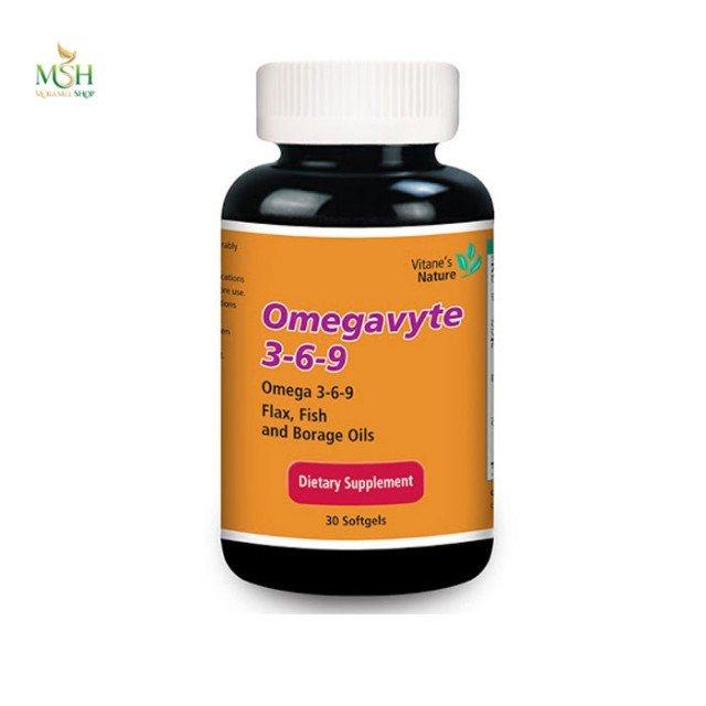 امگا ویت 3 6 9 ویتان | Vitane Omegavyte 3 6 9