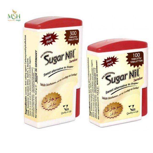 شیرین کننده شوگر نیل ویتان | Vitane Sugar Nil