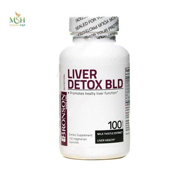 لیوردتوکس برونسون | Bronson Liver Detox BLD