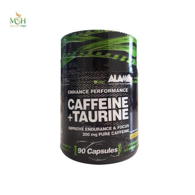کافئین تائورین آلامو | Alamo Caffeine Taurine