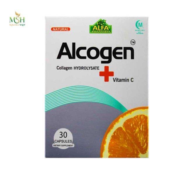 آلکوژن آلفا ویتامین | Alfa vitamin Alcogen